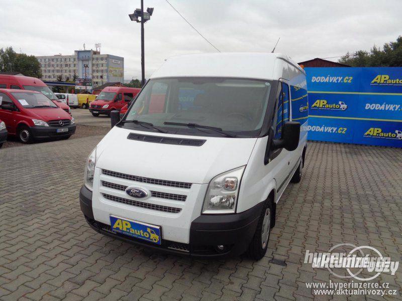 Prodej užitkového vozu Ford Transit