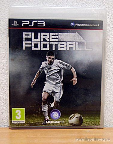 Hra Pure Football - foto 1
