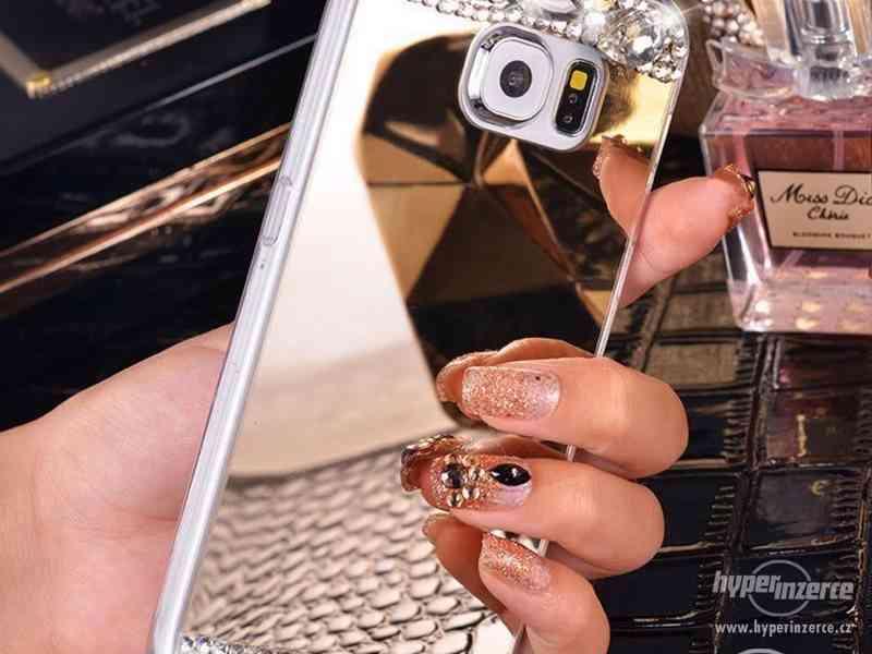 """Elegantní silikonové pouzdro pro iPhone 5, 5S a SE - 4"""""""