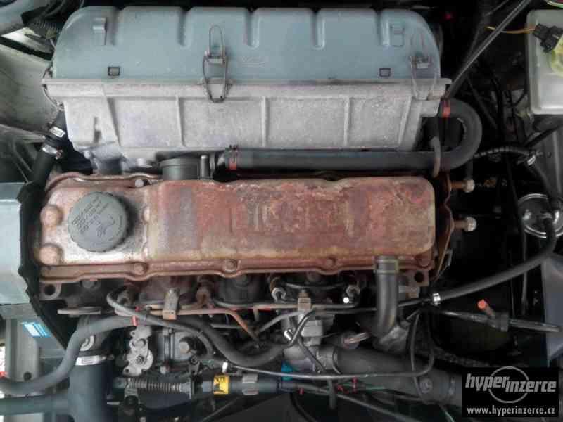 Motor Ford Fiesta Escort Orion 1.6D - foto 1