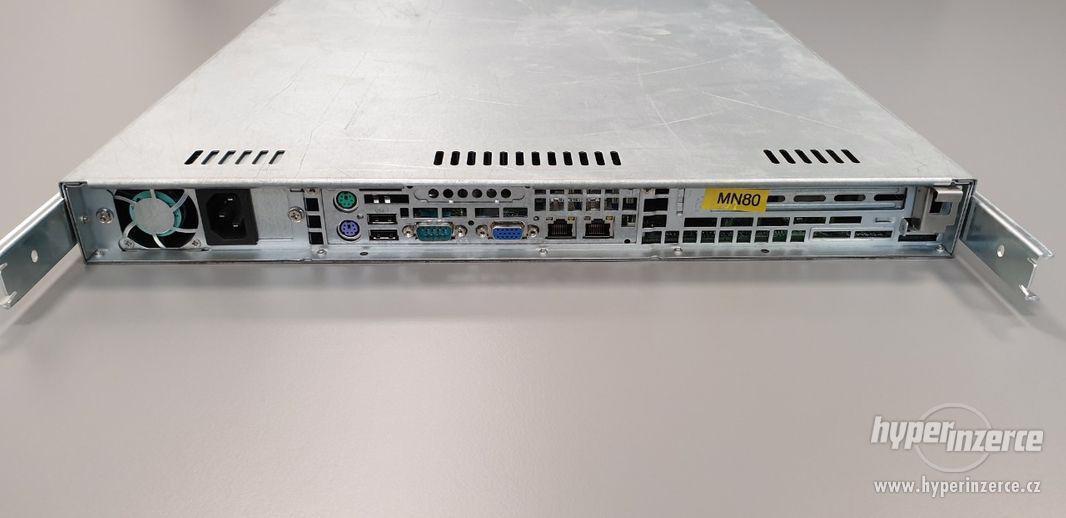 server Supermicro, PDSMi+, Intel Core2 Duo E6320 @ 1.86GHz - foto 2
