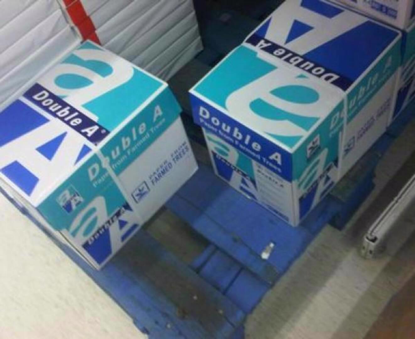 Chamex, Paperone, Xerox, papír pro kopírky A4 a další - foto 1