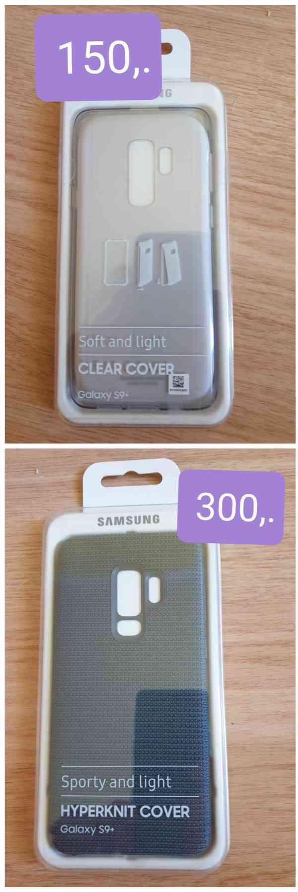 Obaly pro Samsung Galaxy S9+