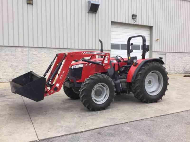 Massey-Ferguson 47cSc10 traktor