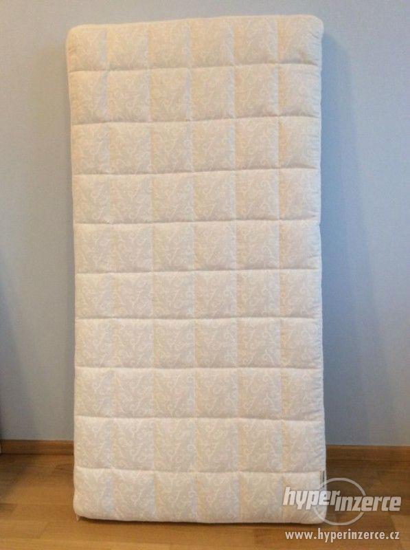 Prodám používanou dětskou matraci 60x120cm