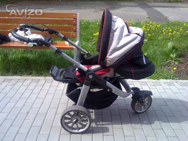 Kočárek Teutonia Spirit S3