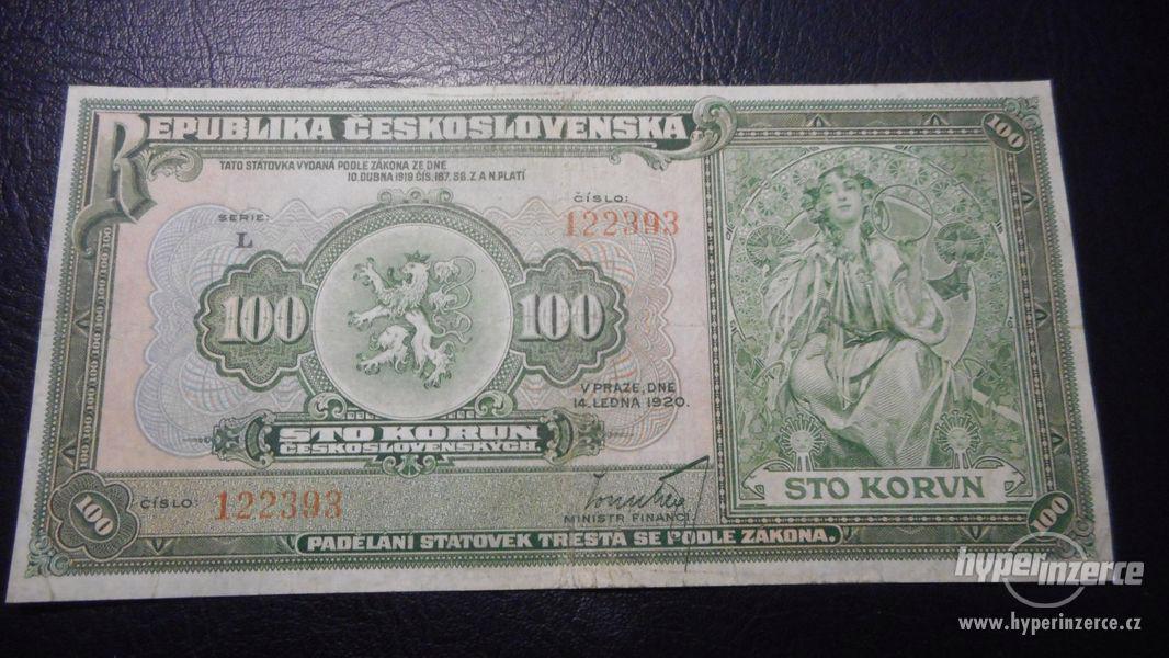 Vykup starych bankovek z RU a Ceskoslovenska - foto 3