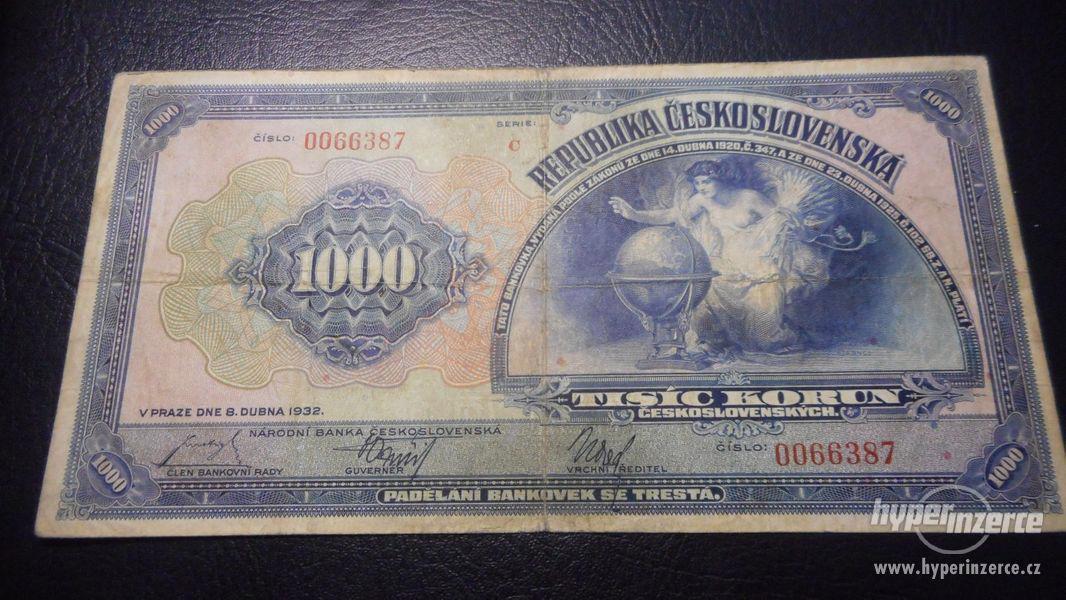 Vykup starych bankovek z RU a Ceskoslovenska - foto 4