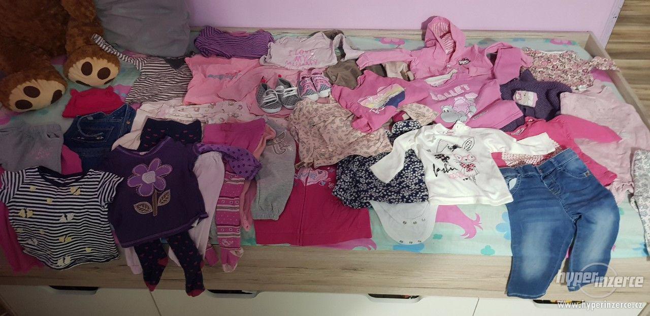 Set oblečení 9-24 měsíců dívčí - foto 1