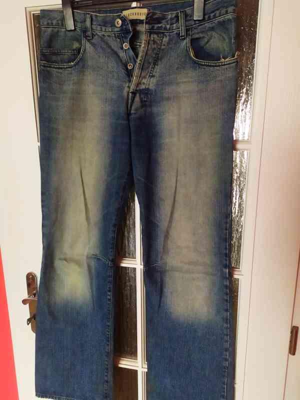 Pánské džíny vel. 36