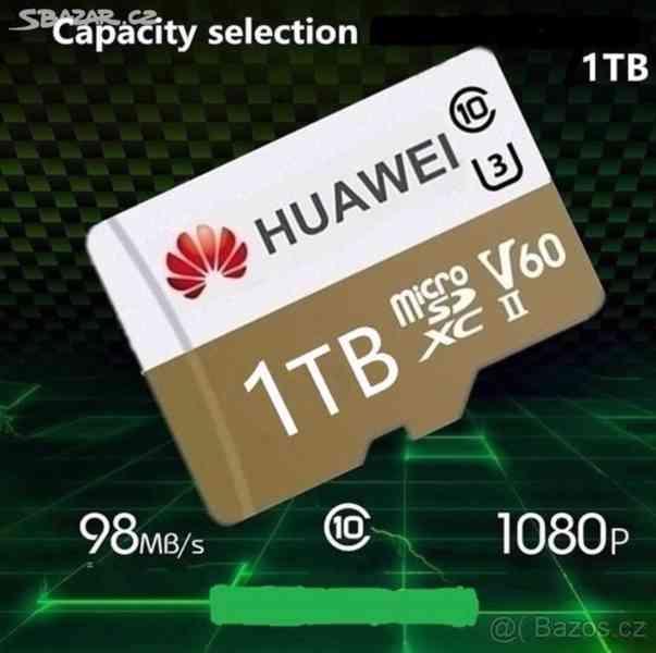 Paměťové karty micro SDXC 1024 GB