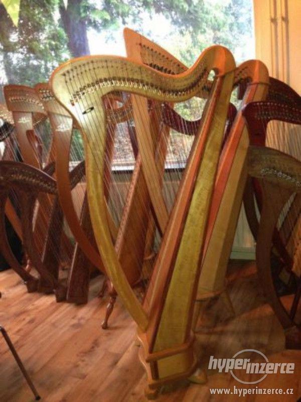 Prodám harfu
