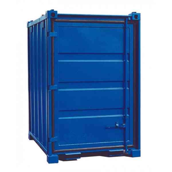 dostupný kontejner