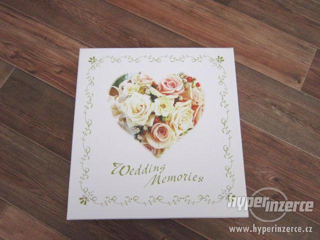 Svatební fotoalbum