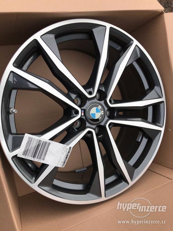 "BMW X2 alu kola 19"" M-Paket, nové, originál BMW !! - foto 1"
