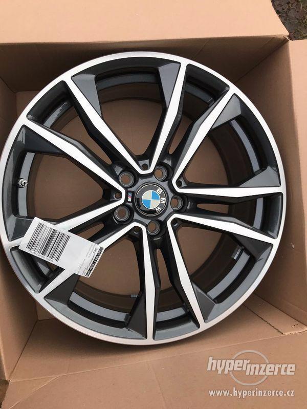 "BMW X2 alu kola 19"" M-Paket, nové, originál BMW !! - foto 2"
