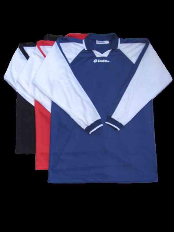Fotbalové dresy - výprodej skladu - různé barvy a provedení