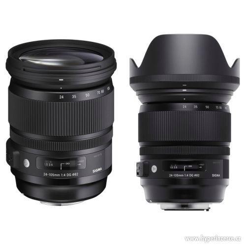Prodam  Sigma 24-105mm f/4 DG OS HSM ART Canon