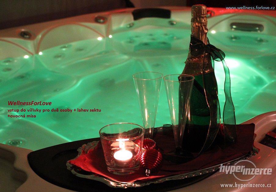 Levné ubytování pro milence+vířivka - foto 1