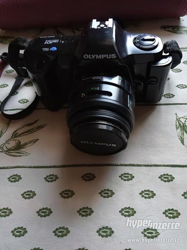 Olympus 101 Power Focus - foto 1