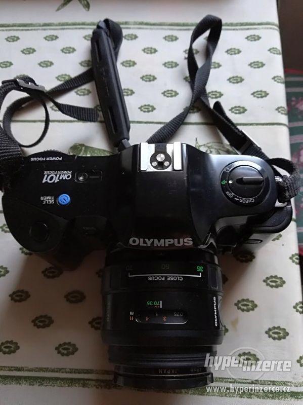 Olympus 101 Power Focus - foto 3