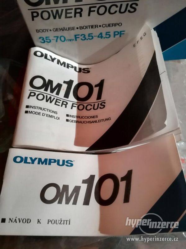 Olympus 101 Power Focus - foto 8