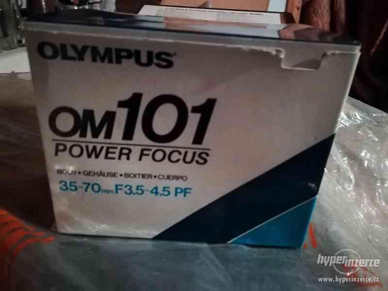 Olympus 101 Power Focus - foto 7