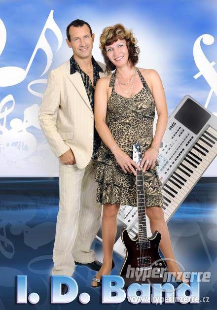 Kapela na zábavu svatbu ples oslavu Zlín  ID Band