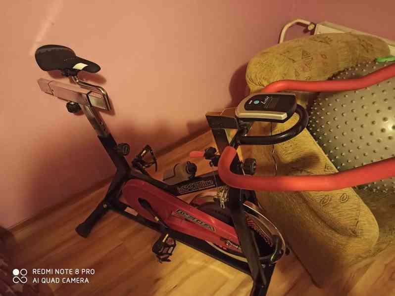 Cyklotrenažér INSPORTLINE DELTA IN345
