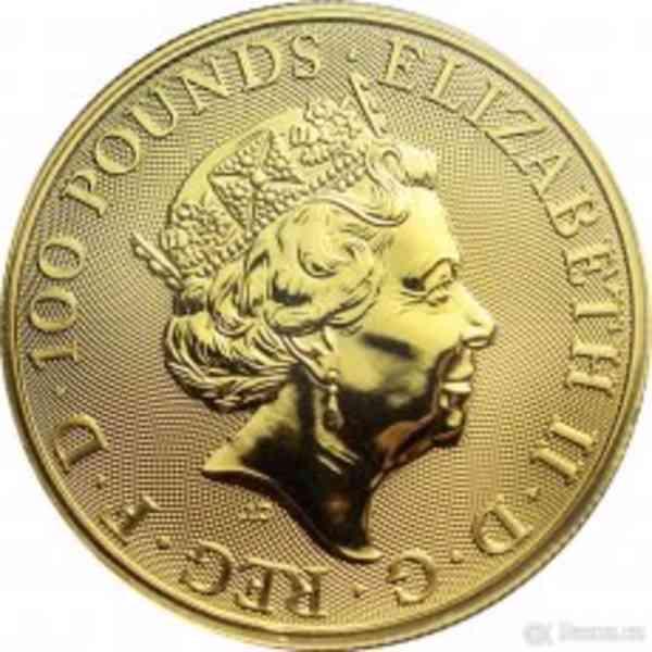Vyprodané zlaté mince - výjimečná investice
