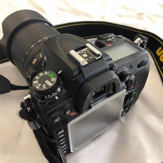Nikon D7000 černý + objektiv AF-S NIKKOR 18-105mm - foto 3