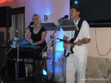 Kapela na svatbu Metropol - taneční, živá hudba Brno Hodonín - foto 4