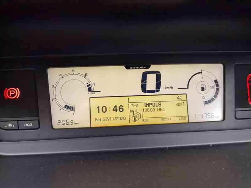 Prodám Citroen C4 Grand Picasso 1,6 VTi  - foto 4