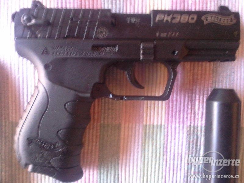Plynová pistole - prodám - foto 2