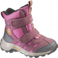 Zimní sportovní boty Merrell MOAB POLAR MID STRAP vel. 32