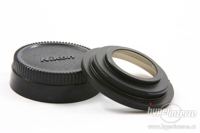 Redukce Adapter Pro Nikon M42 ostření na nekonečno