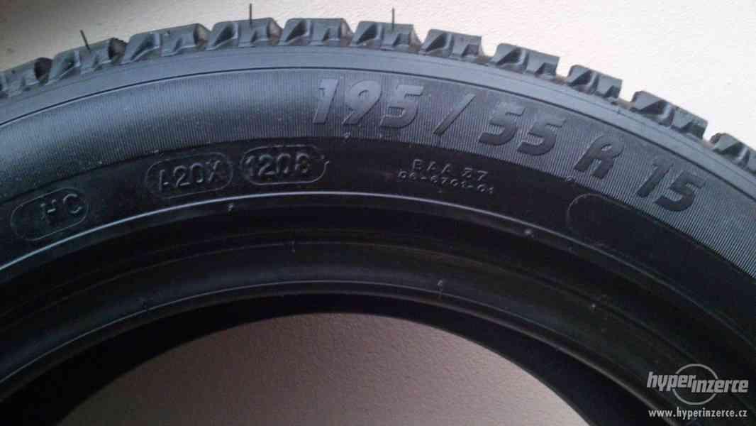 Zimní pneu 195/55 r15
