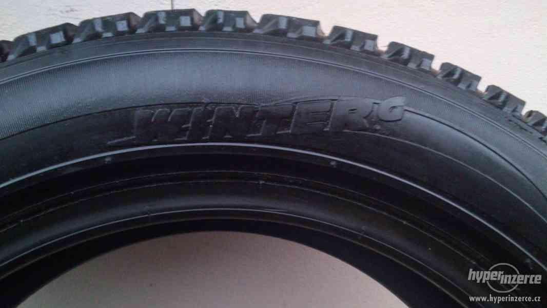 Zimní pneu 195/55 r15 - foto 2