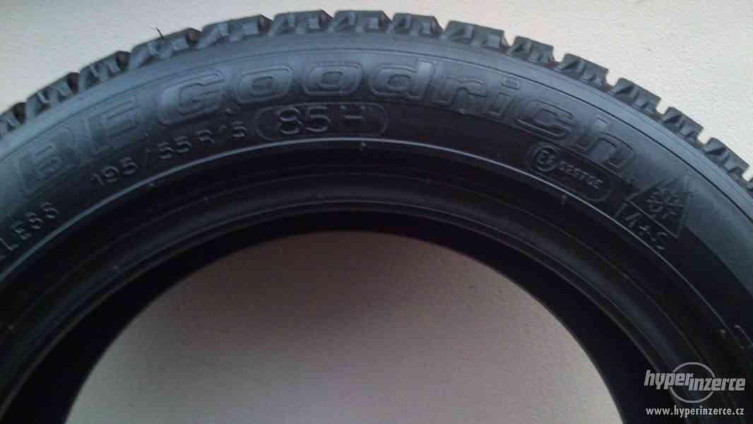 Zimní pneu 195/55 r15 - foto 3