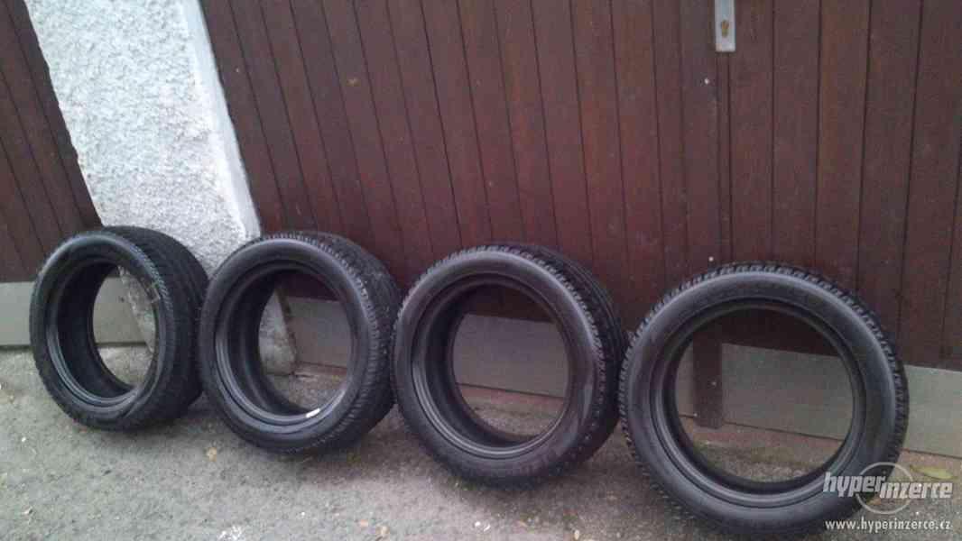 Zimní pneu 195/55 r15 - foto 4