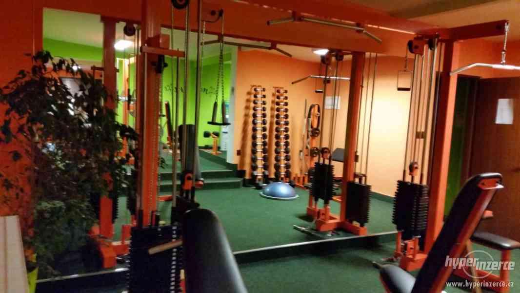 Kompletní vybavení fitness studia