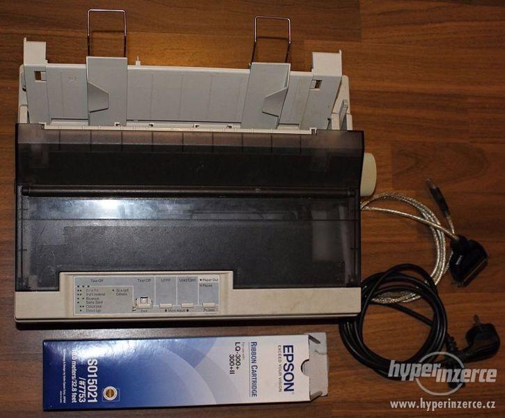 Jehličková tiskárna EPSON