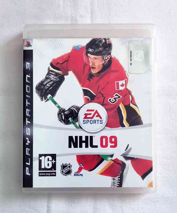 PS3 - NHL 09 (NHL 2009)
