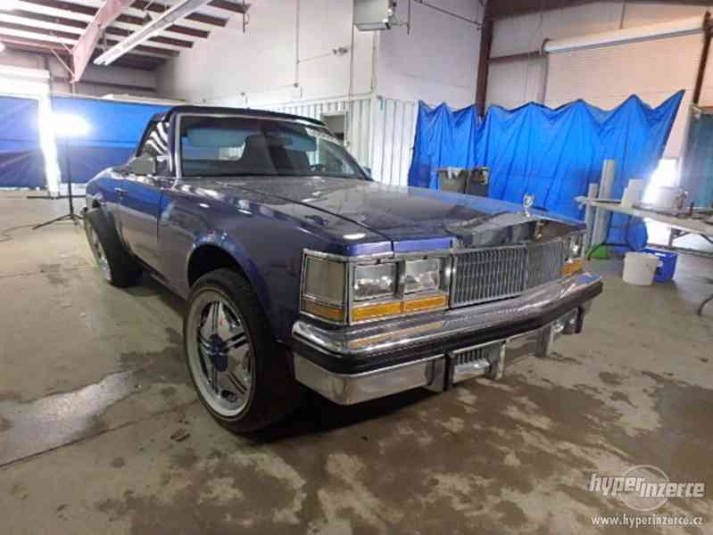 Cadillac seville cabrio - foto 1