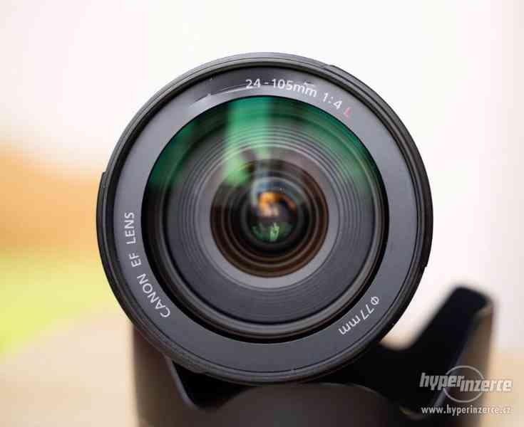 Sony a7s + Canon 24-105 + příslušenství - foto 2
