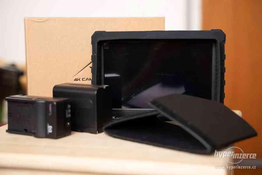 Sony a7s + Canon 24-105 + příslušenství - foto 6