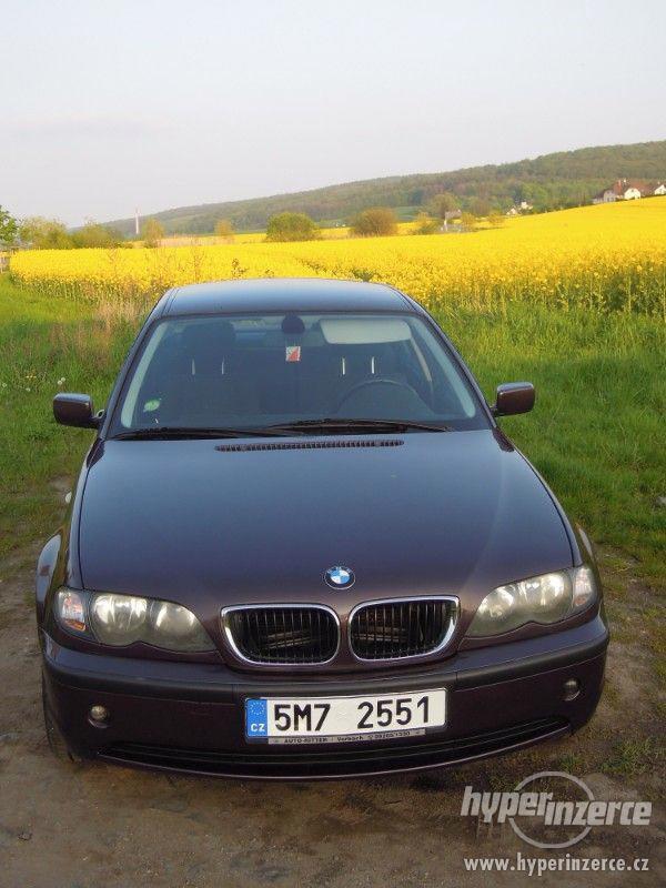 BMW 3 E46 1.8 Benzín