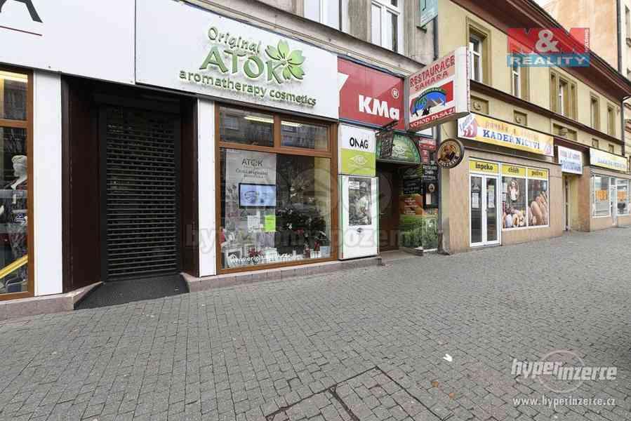 Prodej restaurace, stravování, 218 m?, Ústí nad Labem