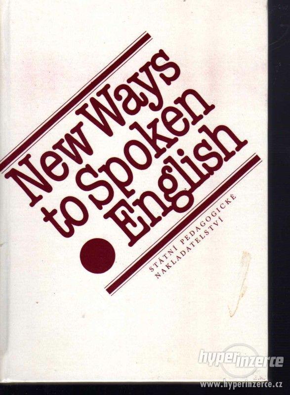 New Ways to Spoken English  Ludmila Kollmannová Dora Slabá, - foto 1