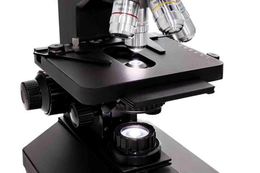 Biologický trinokulární mikroskop Levenhuk 870T - foto 9